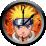 Naruto Analog Clock