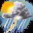 Weather Forecast&Clock Widget