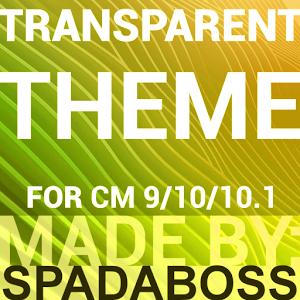 CM10.2 Transparent Gold