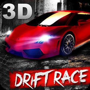 Drift Racing Throttle 3D
