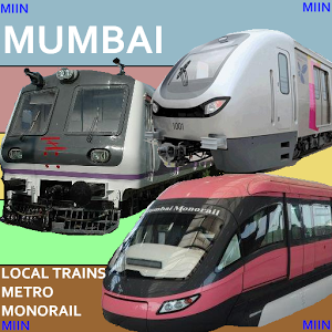 Mumbai Train Route Planner metro route train