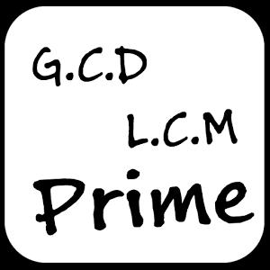 MathTool:GCD,LCM,Prime