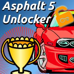 Asphalt 5 Unlocker *ROOT*