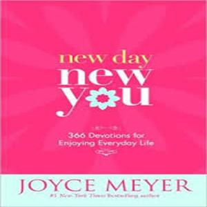 new day new you joyce meyer