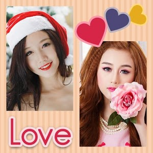 Love Photo Collage|Photo Frame