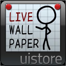 StickMan LiveWallpaper Free