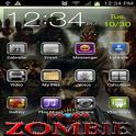 Zombie Apocalypse Theme christmas theme zombie
