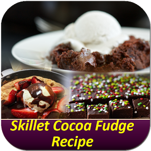 Skillet Cocoa Fudge Recipe