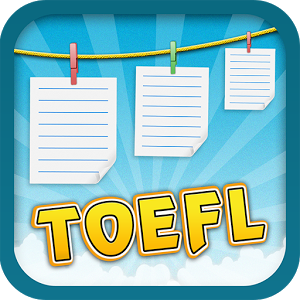 Learn TOEFL with flashcards