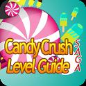 Candy Crush Saga Level Guide