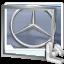 Mercedes Benz PhoneImage