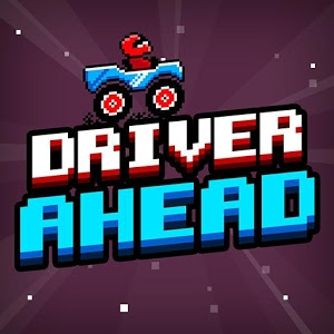 Driver ahead!!! ahead alarm local
