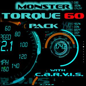 60 Torque Themes OBD 2 honda goldwing motorcycles