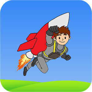 Skyman - The Rocket Guy