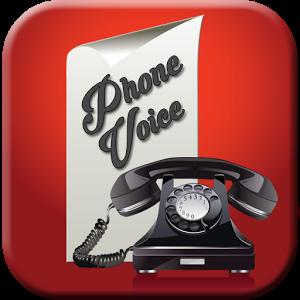 Phone Voice Changer emoji phone voice