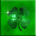 Sparkle Green Shamrocks Live
