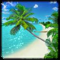Holiday Beach Free L-Wallpaper