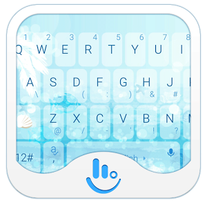 Ocean World Keyboard Theme