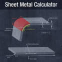 Sheet Metal Calculator sheet metal layout