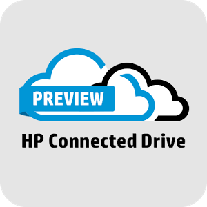HP Connected Drive Preview