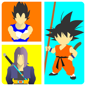 Name DBZ Character character