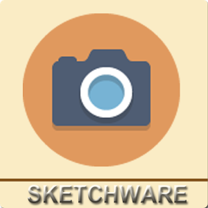 Taking a photo - SKETCHWARE