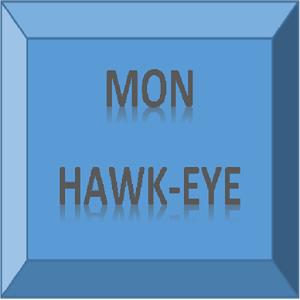Mon hawk-eye