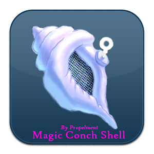 Magic Conch Shell