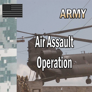 Air Assault Operation operation quick sms