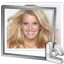 Jessica Simpson PhoneClip