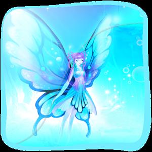 3D Fairy fairy widget