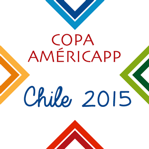 Copa América App 2015