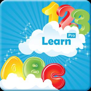 Learn ABC 123 Pro learn