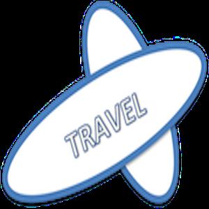 Travel map travel