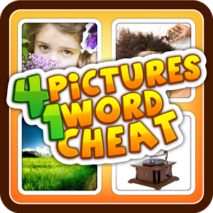 4 Pictures 1 Word Cheat