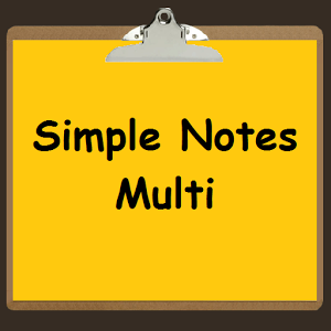 Simple Notes Multi