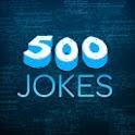 500 Jokes