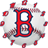 Boston Red Sox Clock Pack