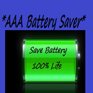 AAA Battery Saver
