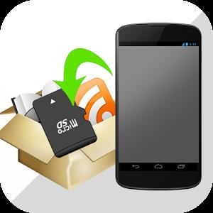 Backup App to SD backup