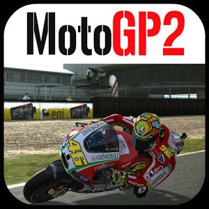 Moto GP Bike Race
