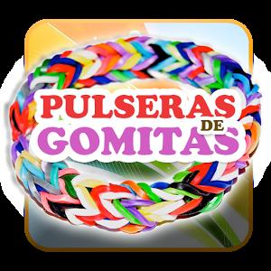 Pulseras de Gomitas