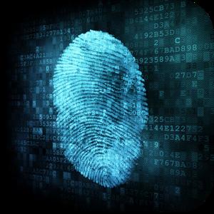 Fingerprint lockscreen fingerprint id