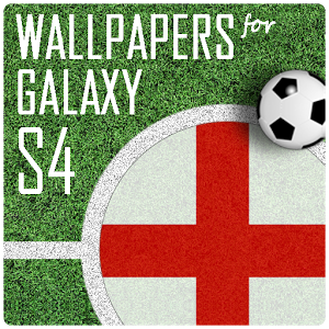 England Wallpapers Galaxy S4