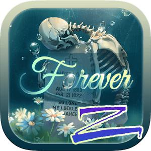 Forever Theme - ZERO Launcher