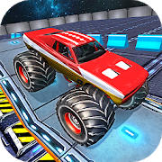 Fury Monster Truck Parking Mania