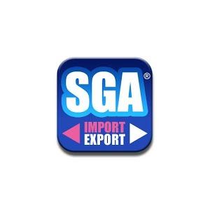 SGA Import Export import