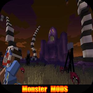 Monster Mods For MCPE GUIDE