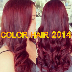 Color Hair 2014