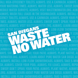 Waste No Water